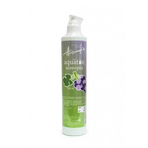«AQUAton» фруктовая вода для умывания Виноград , 350мл