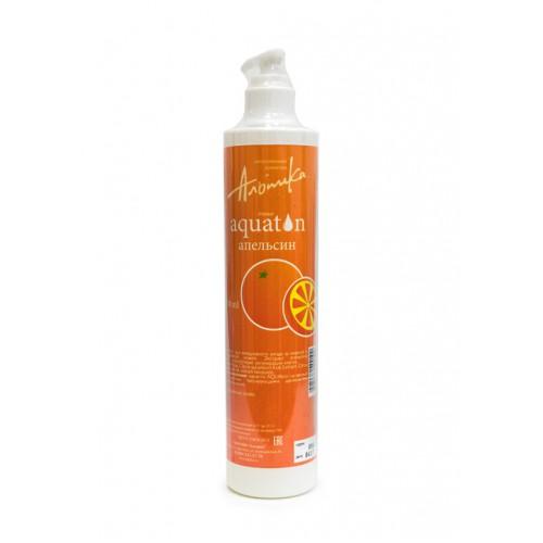 «AQUAton» фруктовая вода для умывания Апельсин, 350мл