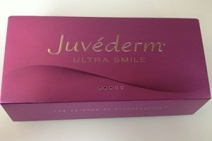 Juvederm ultra smile 2 x 0.55 ml