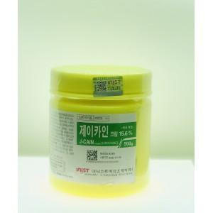 Крем анестезирующий j-cain 15,6 % лидокаина, 500 гр
